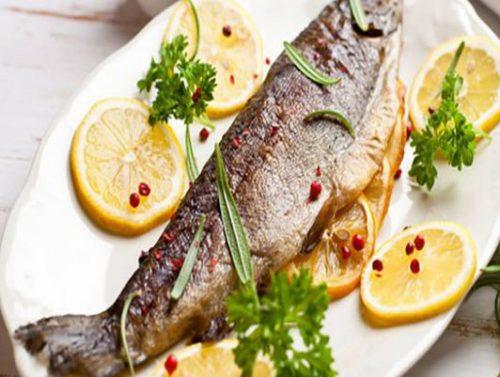 ماهی قزل آلا یک انتخاب فوق العاده برای سلامت قلب!