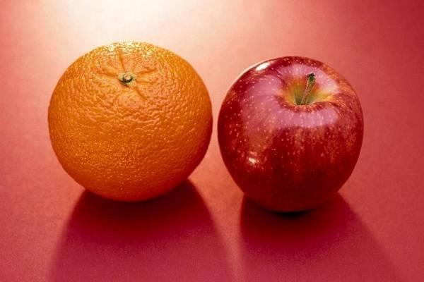 ارزش تغذیه ای سیب
