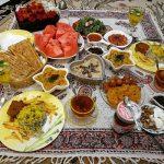 مواد غذایی مناسب برای بین وعده افطار تا سحر!