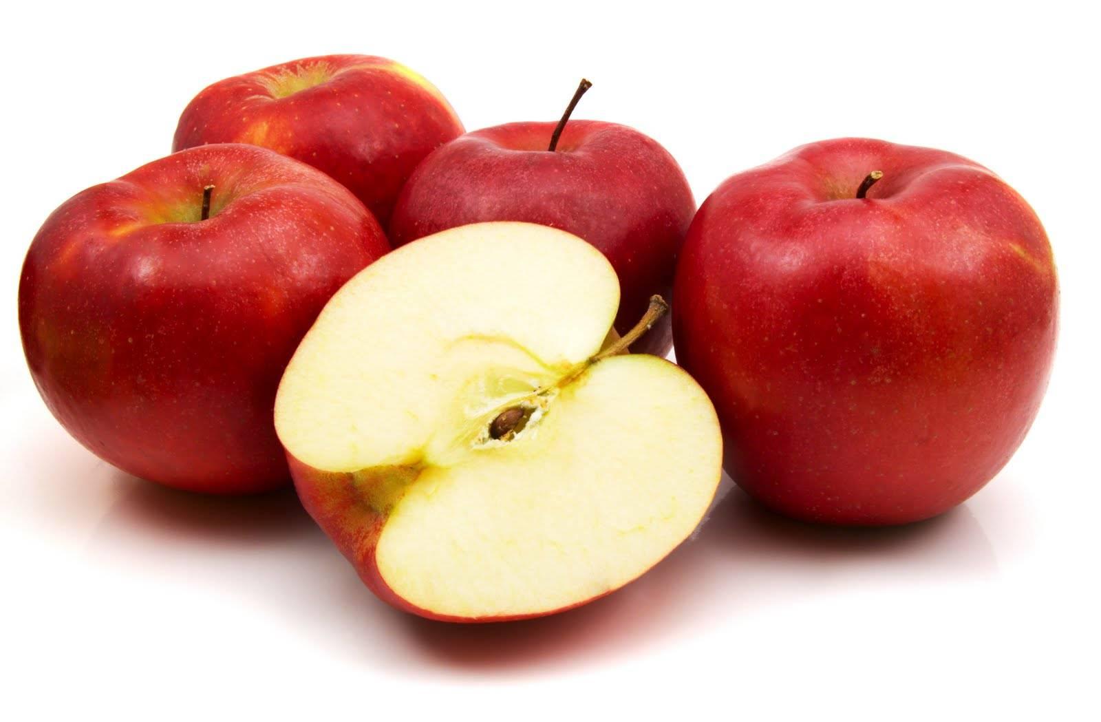 مزایای مصرف میوه سیب