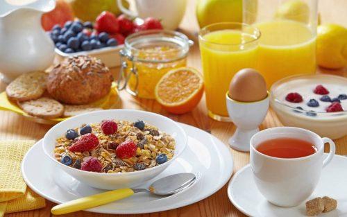 کاهش وزن با صبحانه مناسب!