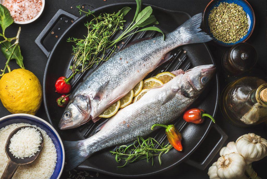 جایگزین کردن ماهی با کنسرو ماهی