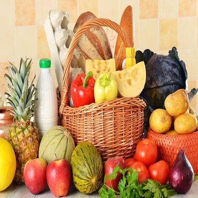 مواد غذایی مناسب برای تیروئید
