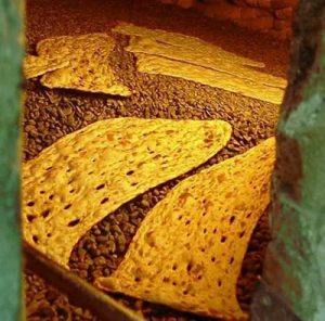 آیا استفاده بی رویه از نان سنگک می تواند مشکل زا باشد؟!