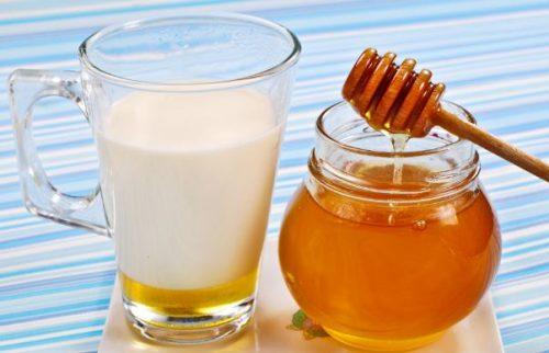 خواص معجون شیر و عسل