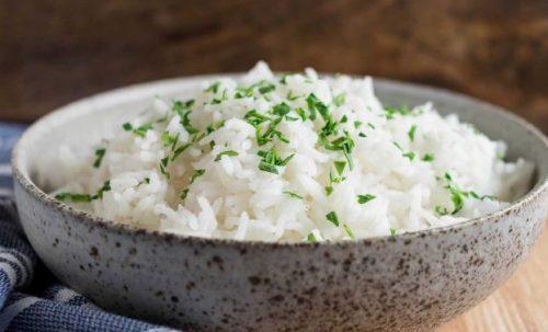 خطر برنج پخته مانده