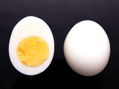 کاهش وزن با تخم مرغ