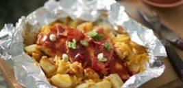 خطرهای پخت و پز مواد غذایی در فویل آلومینیومی!