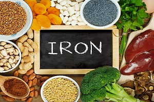آهن موجود در این ماده غذایی بیش از گوشت است