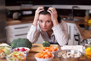 ۹ خوردنی برای کاهش اضطراب