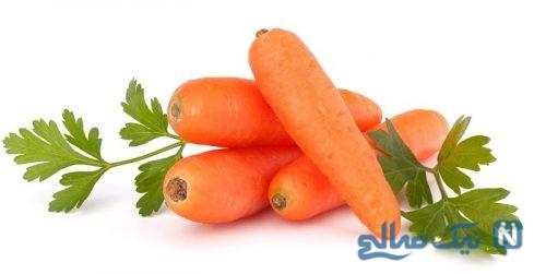 خواص هویج برای مردان