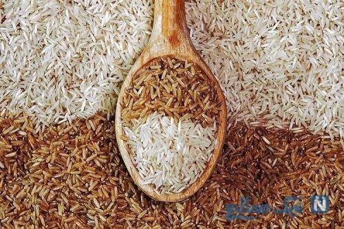 مزایای برنج قهوه ای