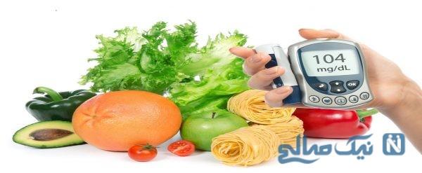 مواد غذایی برای کنترل قند خون