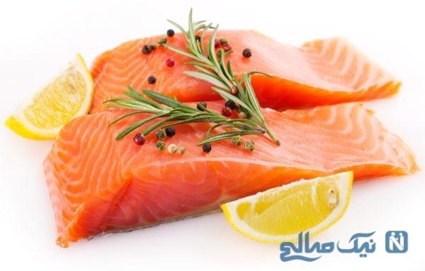 خطرات مصرف ماهی چرب که نمی دانید