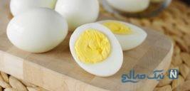 شگفت انگیزترین خواص تخم مرغ برای کودکان