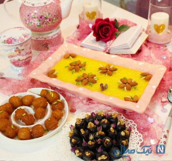 غذاهای مناسب افطار ماه رمضان