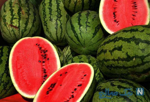 عوارض مصرف بیش از حد هندوانه