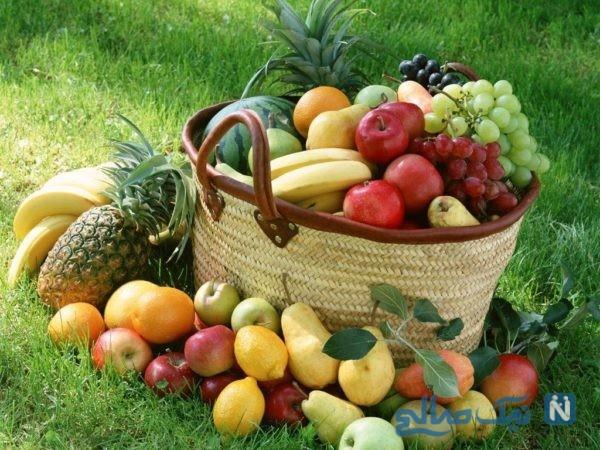 فواید میوههای تابستانی