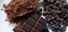تاثیر شکلات تلخ بر افسردگی و خلق و خو