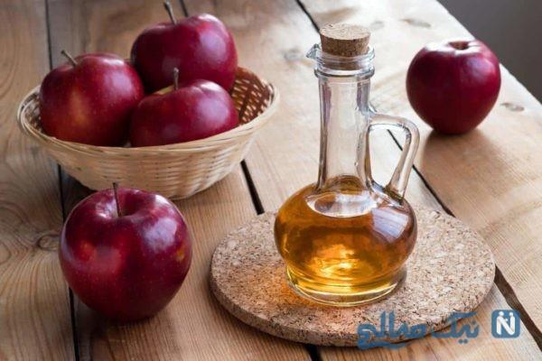 فواید مصرف سرکه سیب در صبح ناشتا