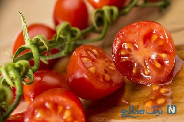 خاصیت دانه های گوجه فرنگی را می دانید؟