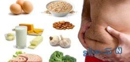 کدام خوراکی ها شکم مان را صاف و کدام شکم مان را چاق می کند؟
