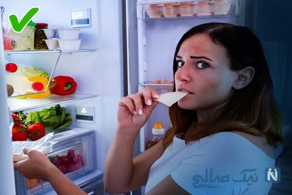 لیست غذاهای ممنوعه در شب