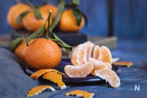 مضرات نارنگی