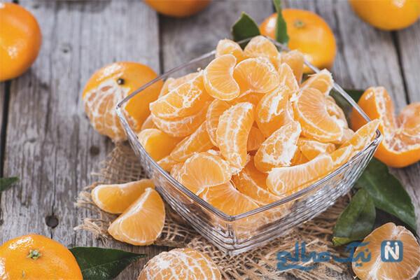 مضرات نارنگی برای این افراد