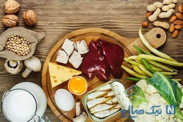 نقش ویتامین ها در سلامت بدن چیست ؟