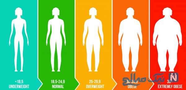اندازه گیری درصد چربی بدن