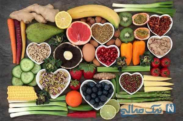 خوراکی های مغذی