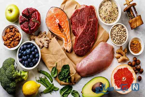 خوراکیهایی سرشار از مواد مغذی کدامند ؟