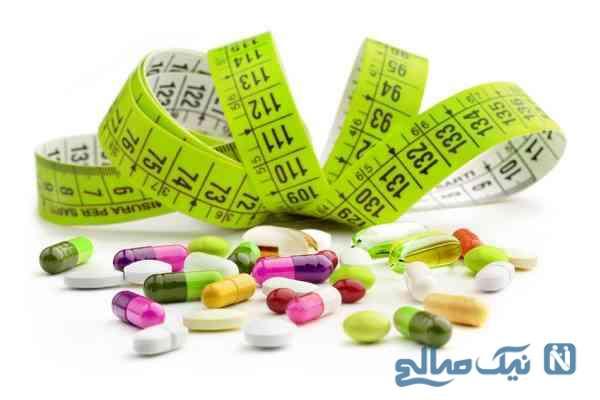 جالب ترین روش لاغری با ویتامین ها