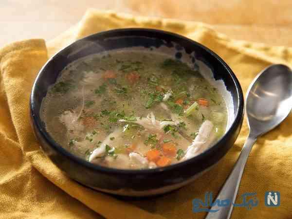 پخت سوپ خوشمزه