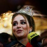 ویان امیر به عنوان دختر شایسته عراق انتخاب شد