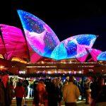 جشنواره نور و رنگ سیدنی معروف به سیدنی ویوید
