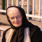 عیادت مهران غفوریان از ملکه رنجبر
