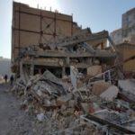 عجیبترین سلفی زلزله کرمانشاه
