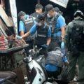 تصاویری از انفجار انتحاری در تایلند