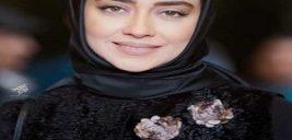 سلفی خنده دار بهاره کیان افشار بازیگر محبوب با یک گاو