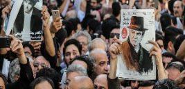 حادثه خونین در مراسم تشییع پیکر ناصر ملک مطیعی