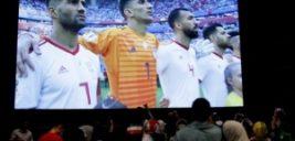 حال متفاوت فوتبال در سینما و میزان فروش سینما در بازی ایران مراکش