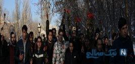 اقدام تحسین برانگیز جوانان تبریزی بعد از بی حرمتی به دو دختر