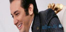 واکنش خنده دار کاربری به آرایش حسام نواب صفوی بازیگر ایرانی