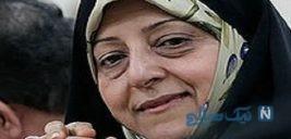 توضیح معصومه ابتکار درباره بی آر تی سواری اش
