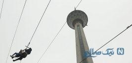 تصاویری جالب و دیدنی از جشنواره نوروزگاه برج میلاد