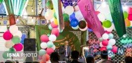 تصاویری زیبا و دیدنی از جشن نیمه شعبان در تهران