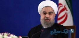 واکنش روحانی به تهدید آمریکا برای به صفر رساندن صادرات نفت ایران
