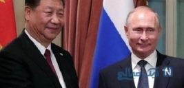 جشن تولد پوتین برای رئیس جمهور کشور چین در دوشنبه + عکس